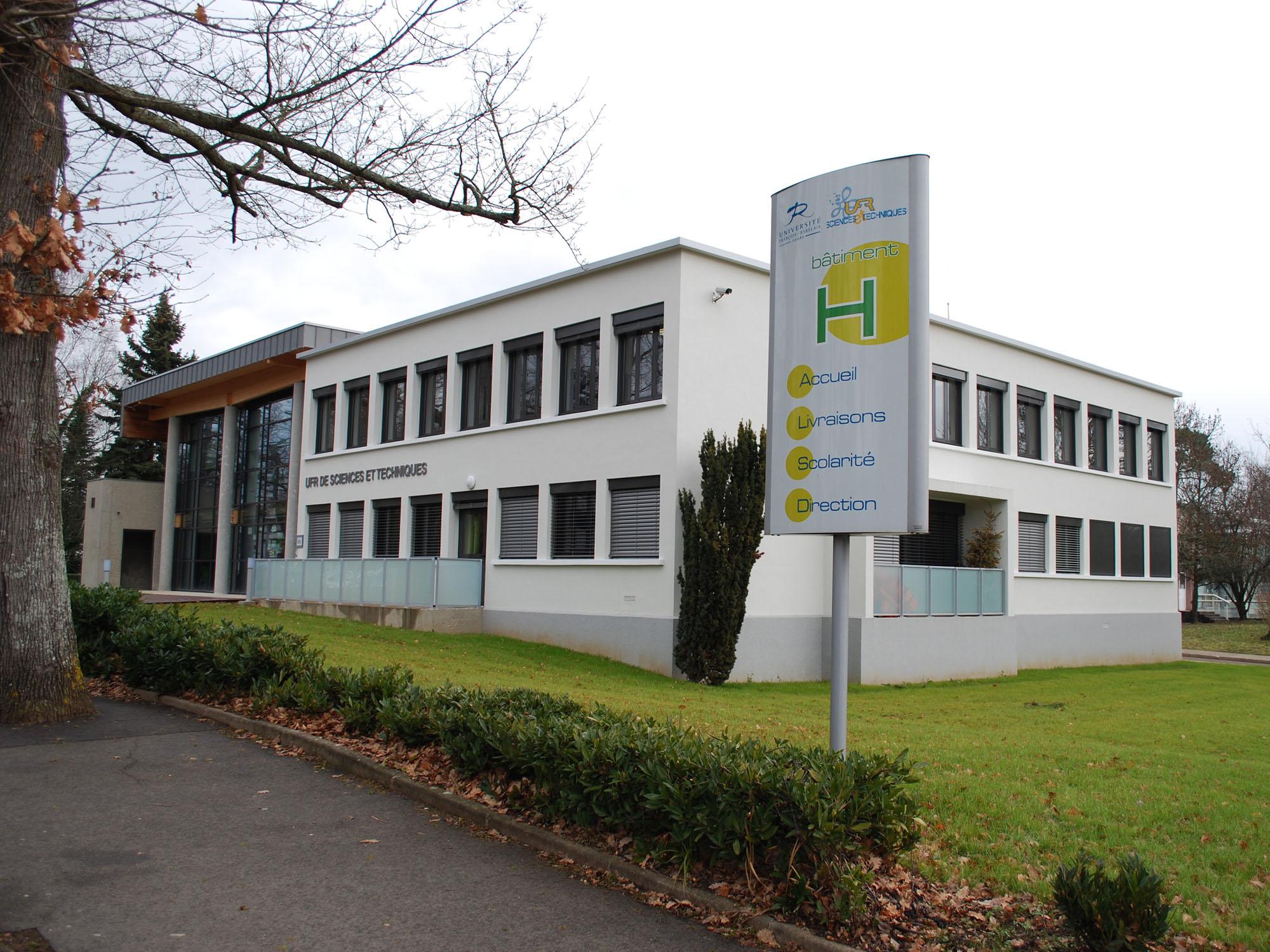 bâtiment H